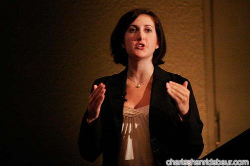 Rahaf Harfoush : en coulisses de la stratégie 2.0 d'Obama
