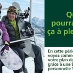 Récente publicité de TD Canada Trust: au moins, c