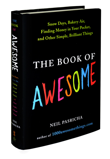Book of Awesome 3d