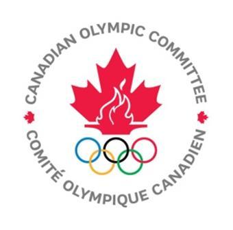 Comité olympique canadien - logo