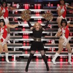 Madonna Super Bowl 2012