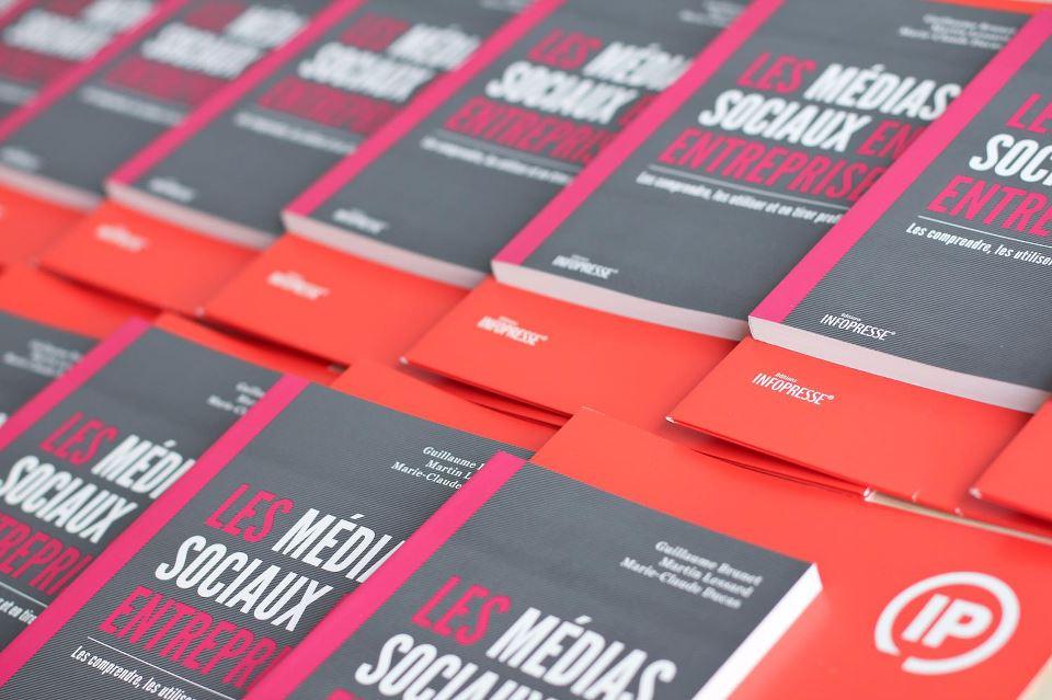 Les médias sociaux en entreprise
