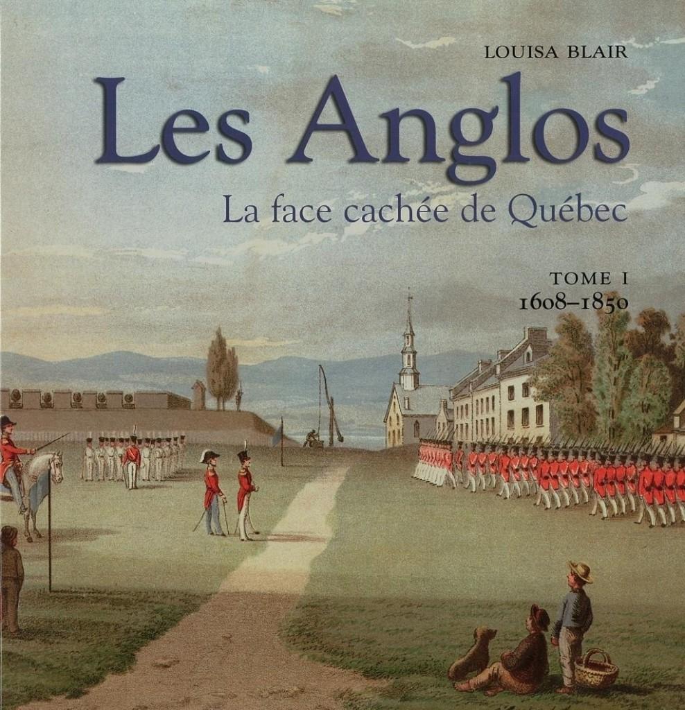 Livre Les Anglos
