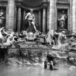 Fontaine de Trevi. La Dolce Vita